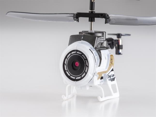 カメラ付き小型ヘリ