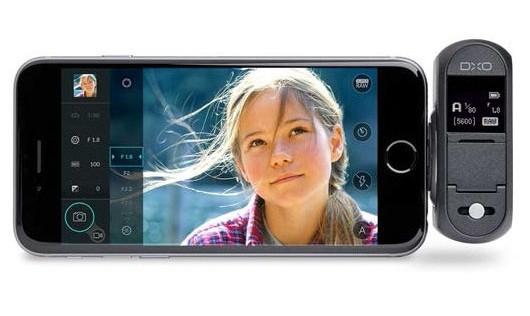 iPhone/iPadと本格的な撮影が可能に