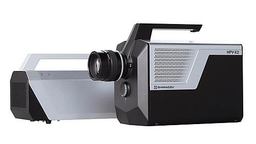 高速度ビデオカメラ「Hyper Vision HPV-X2」