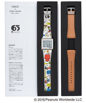 「PEANUTS/65周年記念限定2ndモデル」