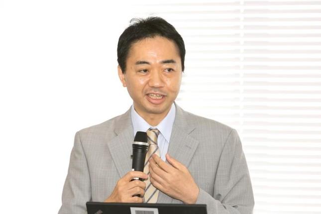 谷口英喜教授