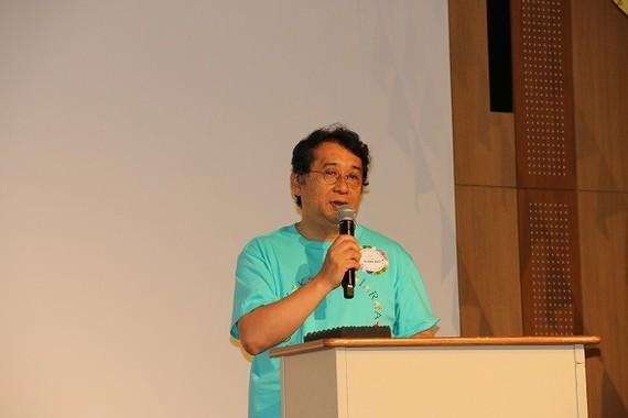 UDCKアートコミュニケーションディレクターの小山田裕彦さんも登壇