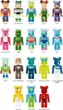 ディズニー/ピクサーの人気キャラ全18種+α!?