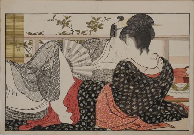 喜多川歌麿 「歌満くら」