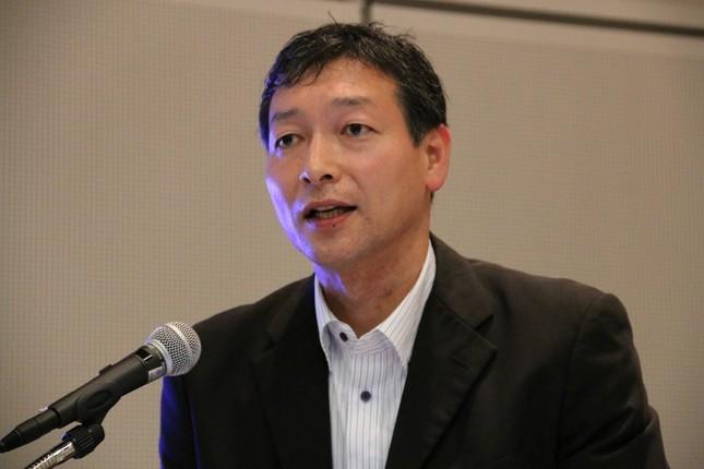 ダイエットの変遷を伝える藤川教授