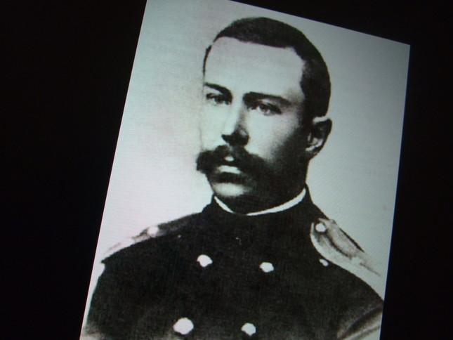 海軍士官候補生のリムスキー=コルサコフ