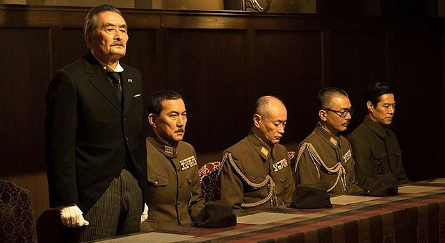 日本近代史の重要な転換点を豪華キャストで描く (C)2015「日本のいちばん長い日」製作委員会