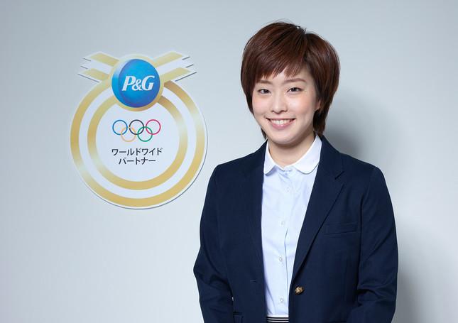 女子卓球の石川佳純選手