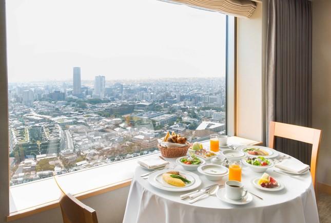ガーデンキッチン「かるめら」の 洋朝食