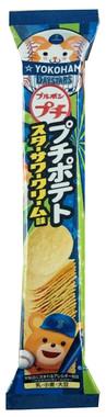 「プチポテト スターサワークリーム味」 ホームユニフォーム