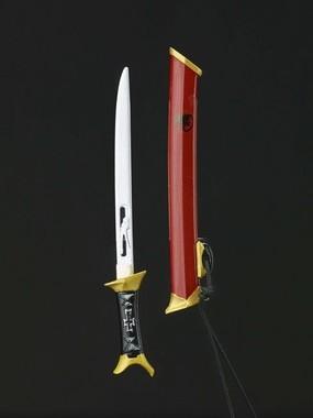 日本刀は鞘に至るまで忠実に再現