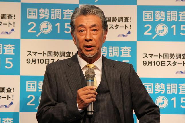 高田さんは「国勢調査プロジェクトチーム リーダー」に任命された