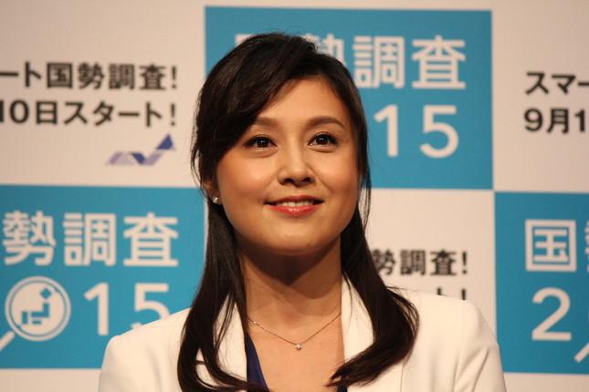 藤原さんは「国勢調査プロジェクトチーム 調査員代表」に任命された