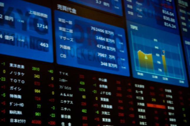 世界の市場が続落している