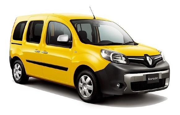 フランスの郵便車をイメージした黄色い限定車!
