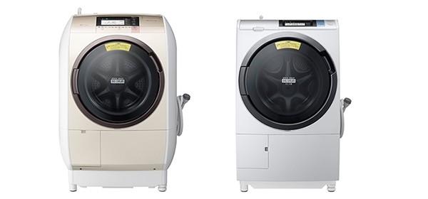 「温水ナイアガラ洗浄」で洗剤の酵素パワーを活性化して高い洗浄力を実現!