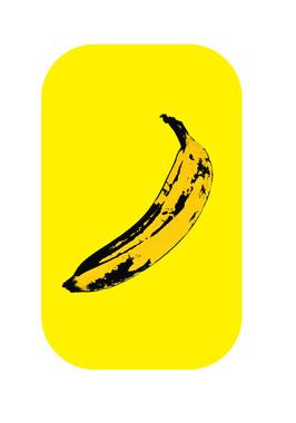 ヴェルヴェット・アンダーグラウンドのアルバムジャケットにもなった「バナナ」の絵