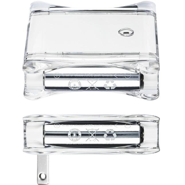 シナジーがキーコンセプトの携帯型複合充電器