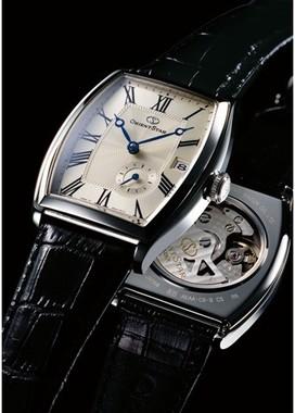 現代版クラシックを表現した本格派機械式時計