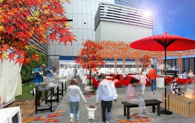 「風流さんま祭り」イメージ