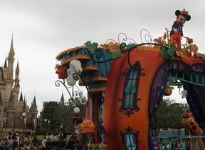 色づくリゾート「ディズニー・ハロウィーン」 TDSでは初の試み