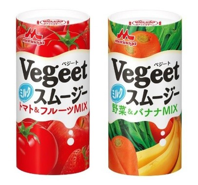 野菜、果物、ミルクが手軽に摂れるスムージー