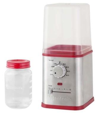 手間のかかる発酵食品を家庭で簡単に