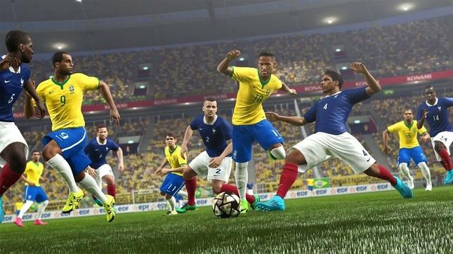 3Dスキャンによるネイマール選手のリアルな表情も注目