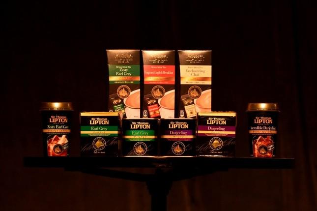 紅茶ブランドの「サー・トーマス・リプトン」