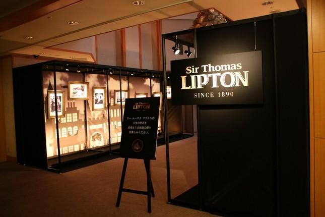 リプトン創業者のトーマス・リプトンは、生涯「仕事ほど楽しいものはない」と語っていたという