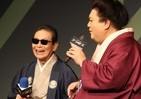 「タモリさんとなら小細工不要」とマツコ 「プレミアムボスCM発表会」で「京都」を語る