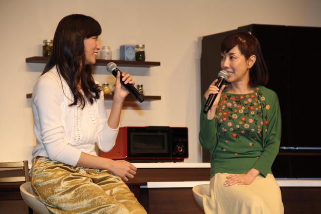 杏さんと戸田さんは共演を通じ、プライベートでも親交を深めた