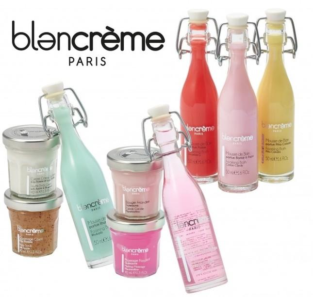 フランス発のボディケアブランド「blancreme(ブランクレーム)」の新作コフレセット全3種