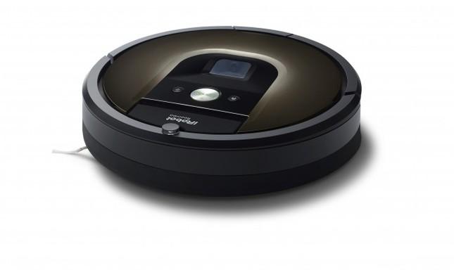 カメラとセンサーで間取りを把握、ボタン1つでフロアを丸ごとキレイに