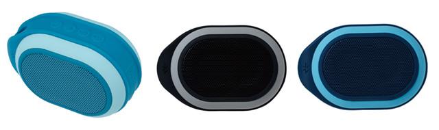 防水規格「IPX4相当」の機能を有したワイヤレススピーカー