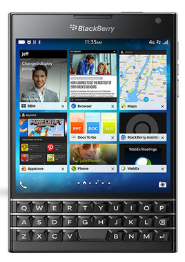 「Blackberry」がSIMフリースマホで帰ってきた