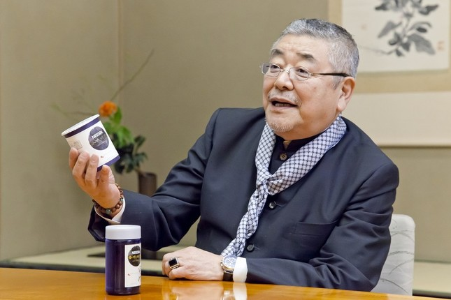食通で知られる中尾さん、コーヒーへの思い入れも強い