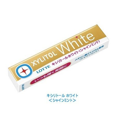 キシリトール ホワイト<シャインミント>