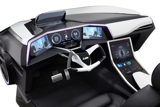 近未来の安全で快適な車社会を実現するコンセプトカー