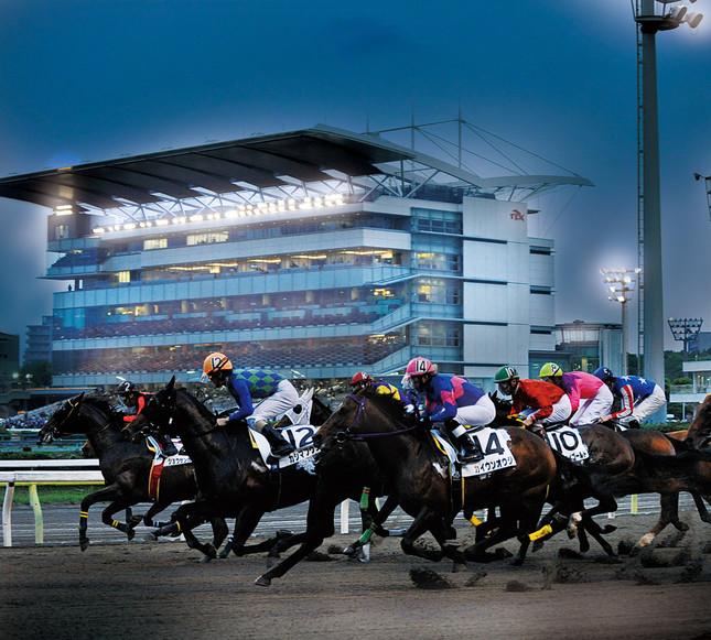 ダート競馬の祭典JBCに合わせ、「馬産地と全国うまいもの大会」が11月3日に開催される