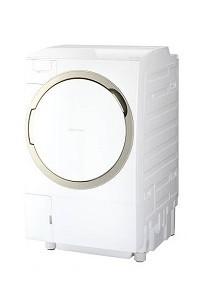 温水つけおき洗いの効果で、落ちにくかった黄ばみ汚れをしっかり落とす!(写真は、「TW‐117X3L」インテリアホワイト)