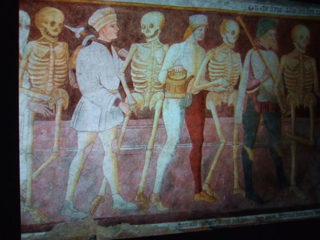 様々な『死の舞踏』をモチーフとした絵画 その1