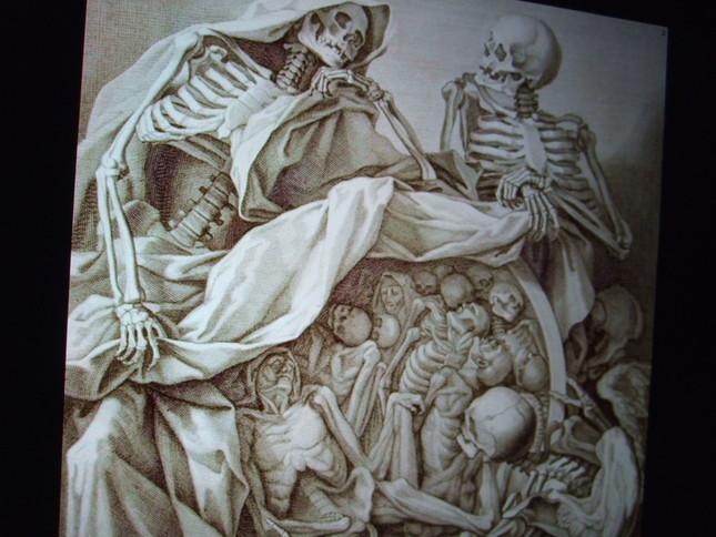様々な『死の舞踏』をモチーフとした絵画 その2
