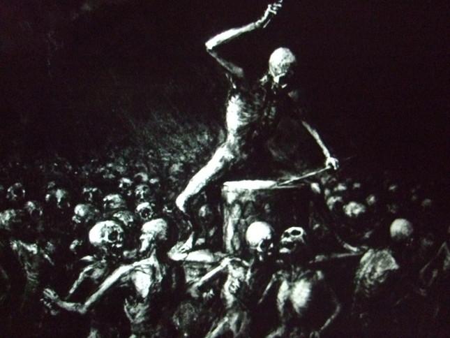 様々な『死の舞踏』をモチーフとした絵画 その3