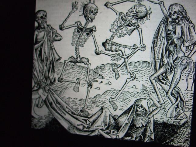 様々な『死の舞踏』をモチーフとした絵画 その4