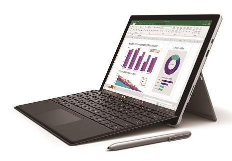 Surface Pro 4、Surface Pro 4タイプカバー、Surface ペン