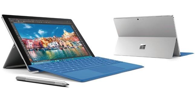 Surface Pro 4、Surface Pro 4タイプカバー、Surface Pro 4ペン