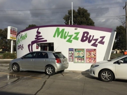 オーストラリアにあるドライブスルー型店舗(イメージ)