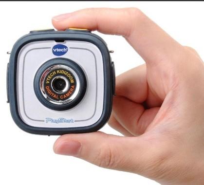 約6cmの超小型アクションカメラ