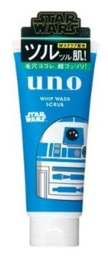 ホイップウォッシュ スクラブ R2-D2